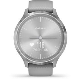 Garmin Vivomove 3 Reloj Inteligente, gris/Plateado